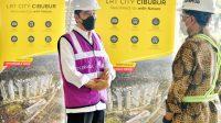 LRT City Cibubur Tepat Berinvestasi Properti di Stasiun Pertama LRT