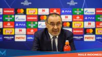 Maurizio Sarri, dari Pegawai Bank ke Sepak Bola