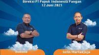 Menteri BUMN dan PIHC Tunjuk Direksi Baru PT Pupuk Indonesia Pangan