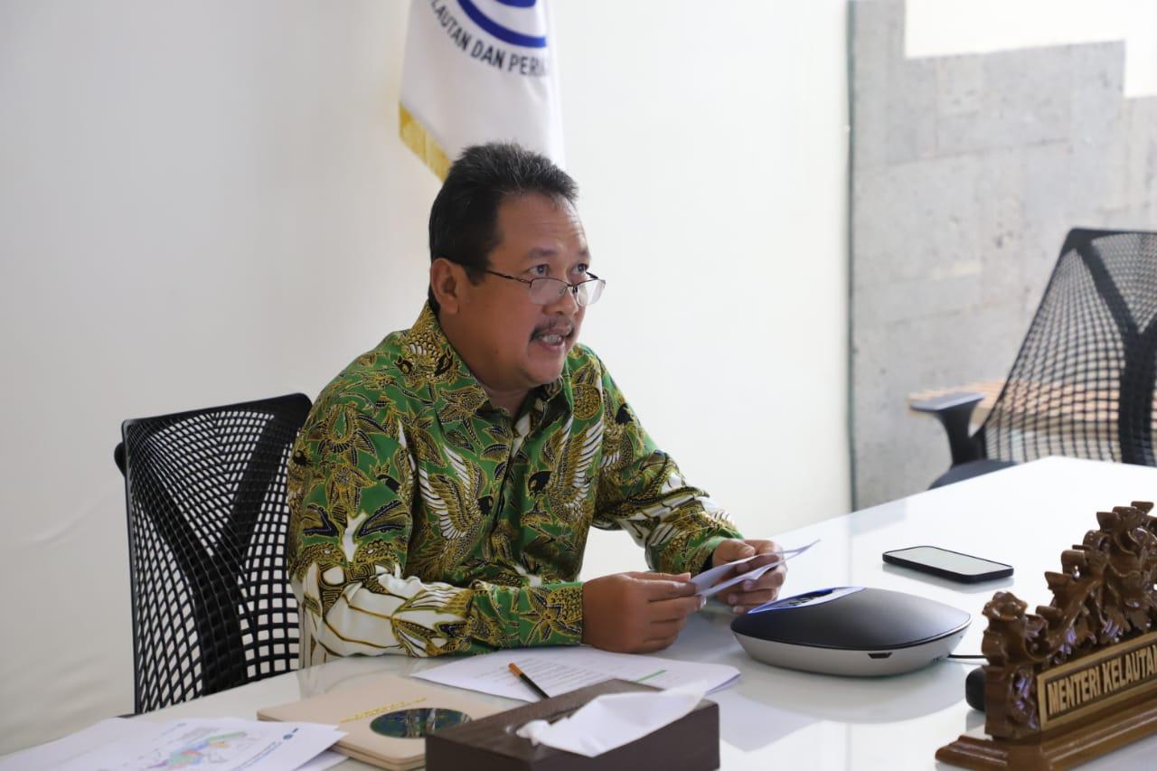 Menteri Trenggono Imbau Pemanfaatan Ekonomi Teluk Tomini