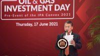 Oil And Gas Investment Day, Menteri ESDM: Kita Perbaiki Iklim Investasi