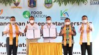 Panen Raya di Sumedang, Anies Tingkatkan Kerja Sama Antar Daerah