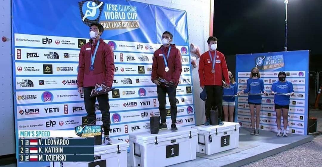 Pecahkan Rekor Dunia, Ambisi Veddriq dan Katibin Juara Olimpiade 2024