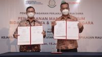 Pelindo 1-Kejati Teken MoU Penanganan Hukum Bidang PTUN