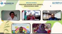 Pelindo III dan Pemkot Surabaya Perkuat UMKM di Tengah Pandemi