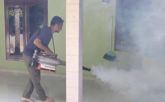 Pemkot Makassar Siapkan 153 Unit Fogging Tanggulangi DBD