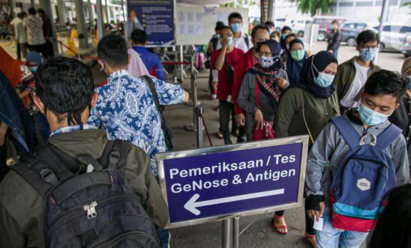 Pemkot Yogyakarta Wacanakan Aturan Baru Tes Covid-19 GeNose