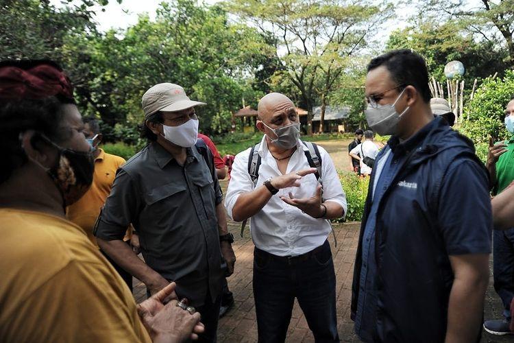 Pemprov DKI Luncurkan Program Jakarta Sadar Sampah