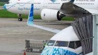 Perluas Layanan Penerbangan Migas, Garuda Indonesia Teken MoU dengan SKK Migas