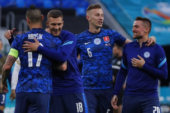 Prediksi Pertandingan Piala Euro 2021 Swedia vs Slovakia