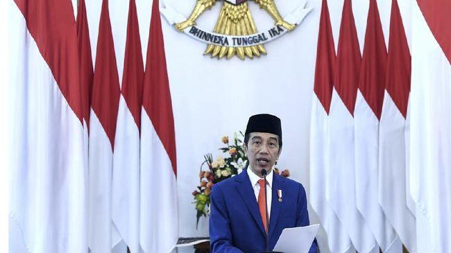 Presiden Jokowi: Pancasila Harus Jadi Pondasi Pengembangan Iptek