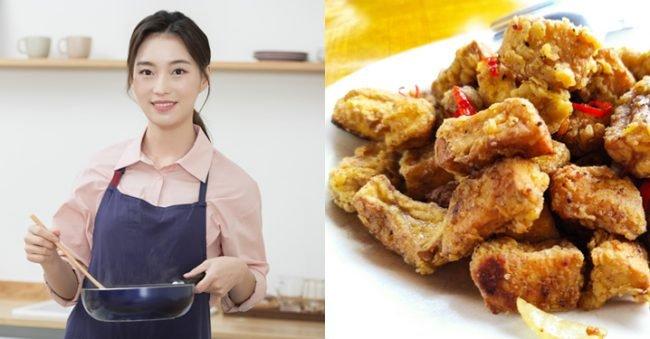 Resep Tahu Cabe Garam, Camilan Gurih Tinggi Protein