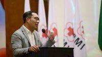 Ridwan Kamil: PMI Jabar Harus Beradaptasi Aplikasikan Telemedicine