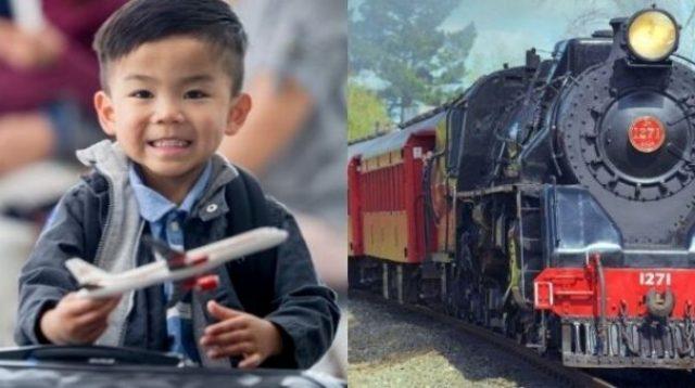 Seri Belajar Bersama si Kecil: Mengenalkan Beragam Alat Transportasi