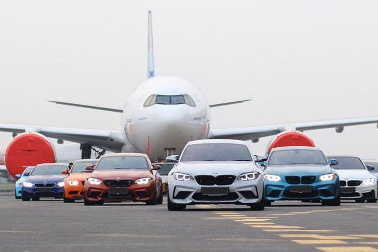 Sinergi Garuda-BMW Hadirkan Layanan Transportasi Premium