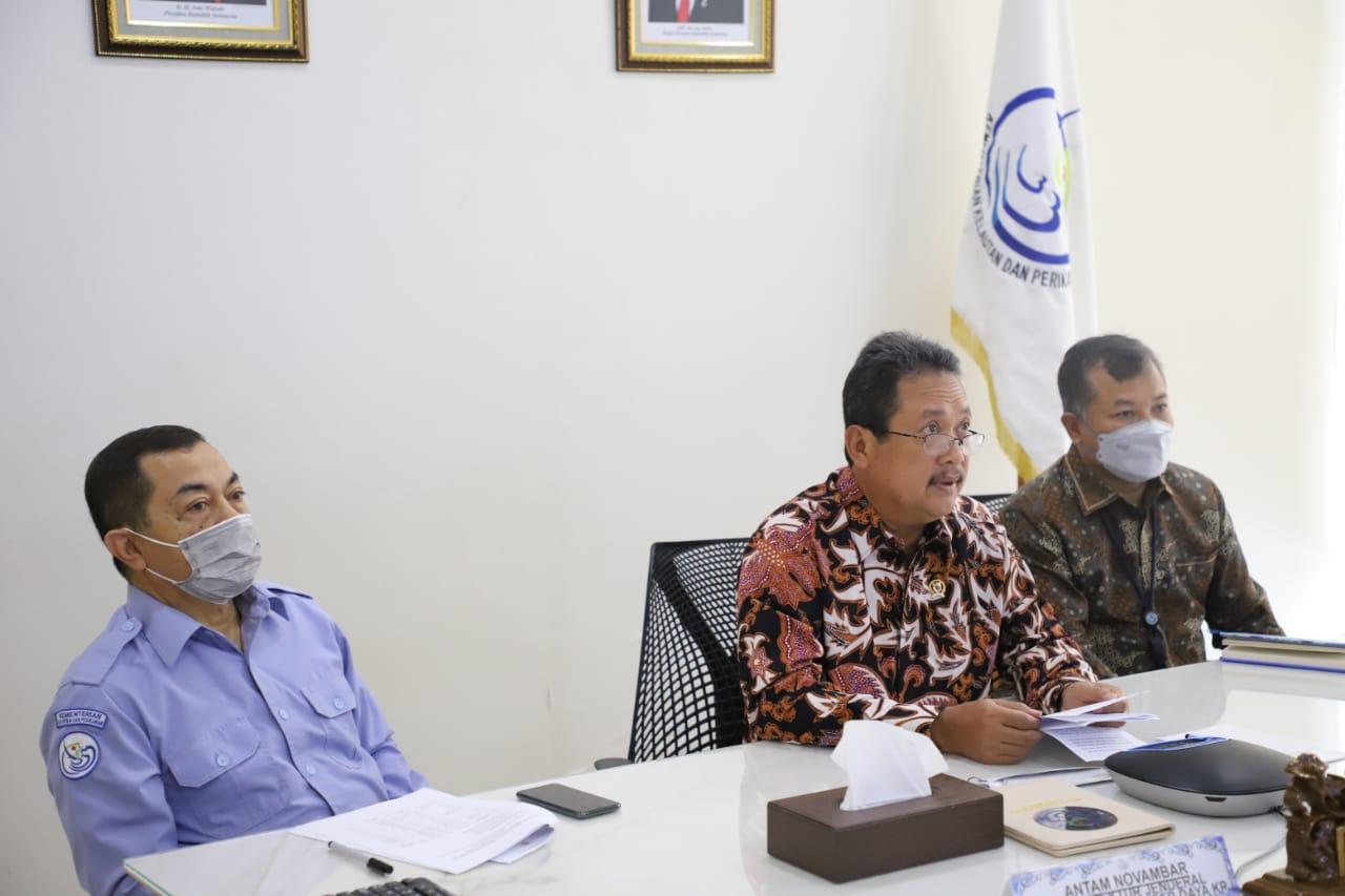 Strategi Jitu Menteri Trenggono Berantas Illegal-Fishing