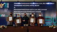 Tonggak Baru Pembentukan Holding Hotel BUMN
