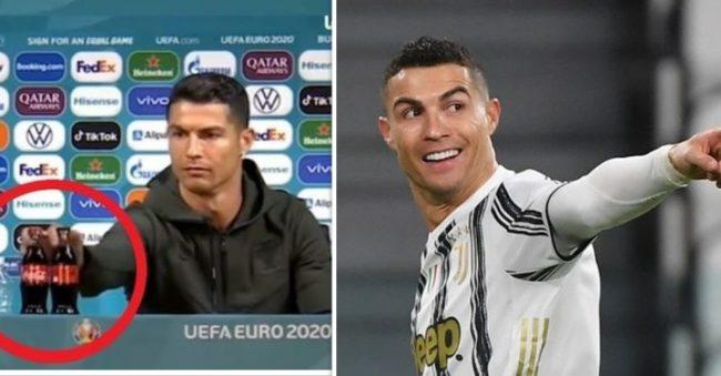 Viral Disingkirkan Ronaldo, Berapa Kandungan Gula dalam Coca Cola?
