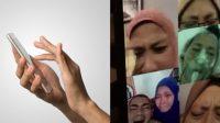 Viral, Video Keluarga Tangisi Ibu yang Meninggal saat Video Call