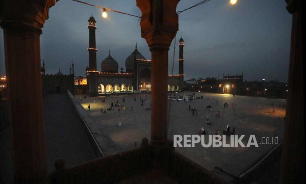 Arsitek Hindu Bangun Masjid Hingga Dijuluki Bapak Masjid