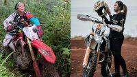 Jago di Jalanan, Ini 6 Artis Perempuan Hobi Motor Trail